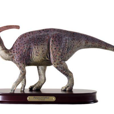 Parasaurolophus Finished Model
