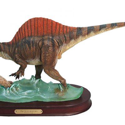 Spinosaurus Hunting Finished Model