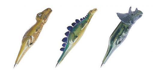 Dinosaur Ballpoint Pen Set
