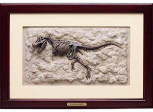 Tyrannosaurus Framed Art